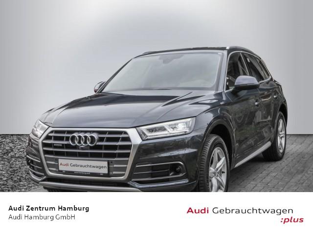 Audi Q5 2,0 TFSI sport quattro S tronic MATRIX NAVI VIRTUAL, Jahr 2018, Benzin