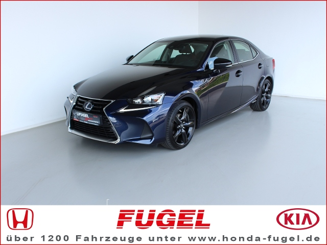 Lexus IS 300h 2.5 Amazing Edition LED|Navi, Jahr 2018, Benzin