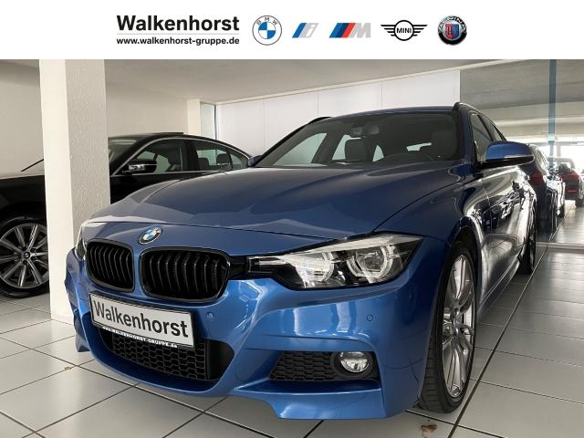 BMW 340 iA Touring Edition M-Sport Leder Navi-Pro 19'' LED Kamera, Jahr 2018, Benzin
