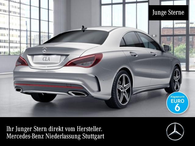 Mercedes-Benz CLA 250 Cp. Sport AMG Harman Kamera Navi PTS Sitzh, Jahr 2017, Benzin