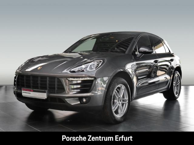 Porsche Macan S ACC/Bose/PASM/Kamera/PDLS, Jahr 2014, Benzin