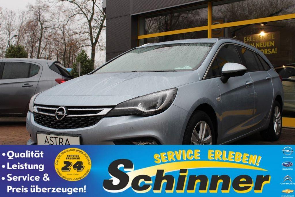 Opel Astra 1.4 Turbo Start/Stop Sports Tourer Innovation, Jahr 2019, petrol