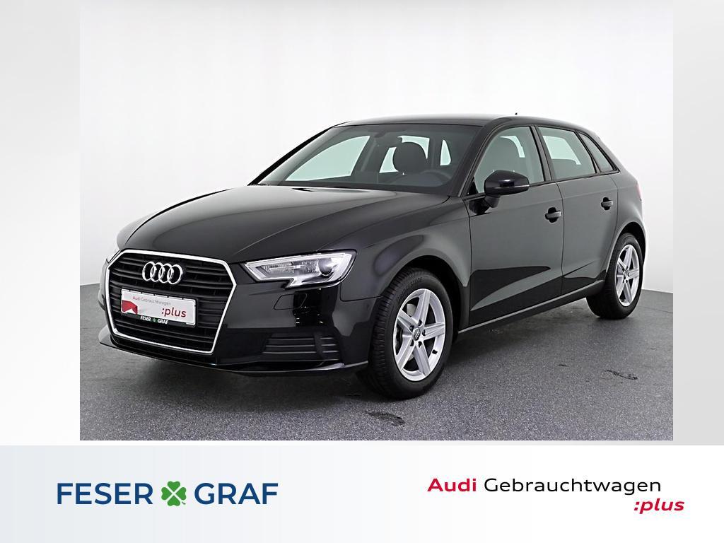 Audi A3 Sportback 1.0TFSI Einparkhilfe+Allwetterlicht, Jahr 2017, Benzin