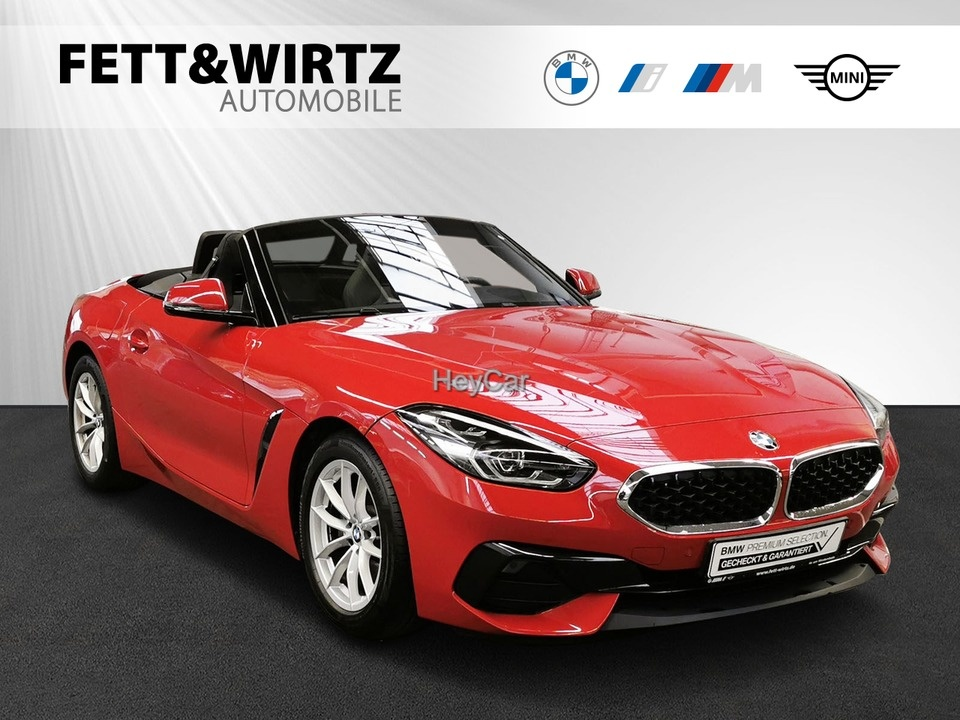 BMW Z4 sDrive20i Adv. HUD DA Leas. ab 469,- br.o.Anz, Jahr 2019, Benzin
