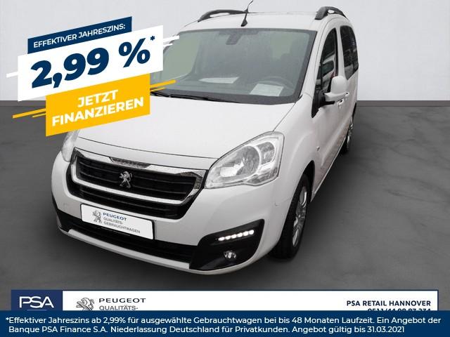 Peugeot Partner Tepee BlueHDi 100 Stop&Start Allure,NAVI,SITZH,, Jahr 2018, Diesel