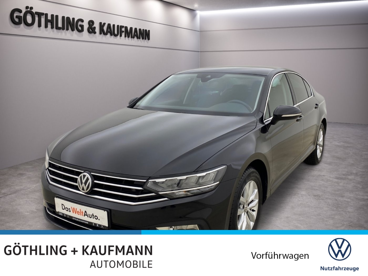 Volkswagen Passat 2.0 TDI Buissnes DSG 110kW*Kamera*ACC*LED, Jahr 2020, Diesel
