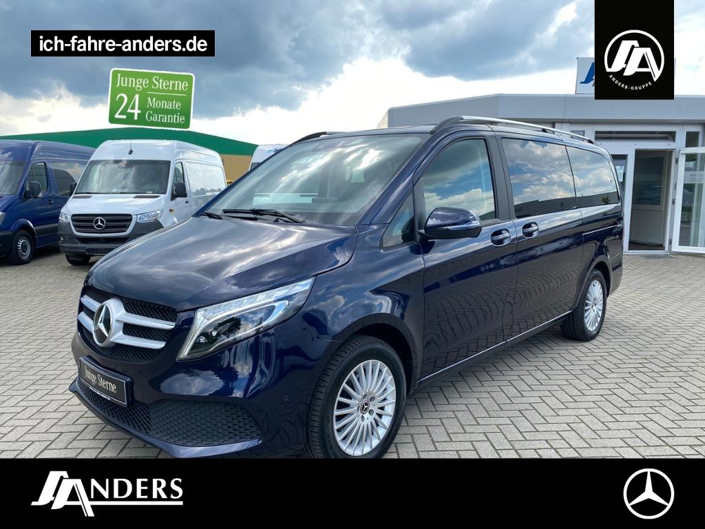 Mercedes-Benz V 300 Edit./ L 4M LED*Comand*Allrad*Ladeuntert., Jahr 2020, Diesel