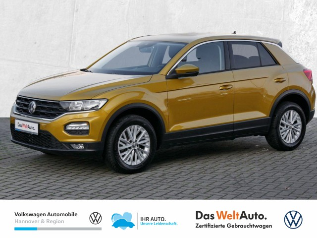 Volkswagen T-ROC 1.0 TSI Sport Navi Sitzhzg PDC Klima Start-Stopp, Jahr 2020, Benzin