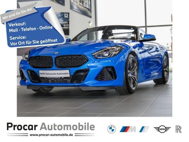 BMW Z4 M40i Head-Up LED ACC DAB H/K Leas. 680 Euro, Jahr 2020, Benzin