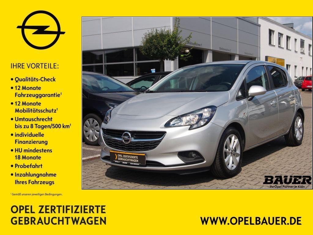 Opel Corsa 1.4 Active, Jahr 2017, Benzin