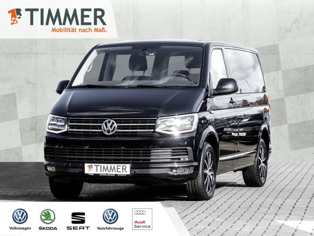 Volkswagen Multivan 2.0 TDI ++NAVI++KLIMA++TEMPOMAT++AHK++, Jahr 2017, Diesel
