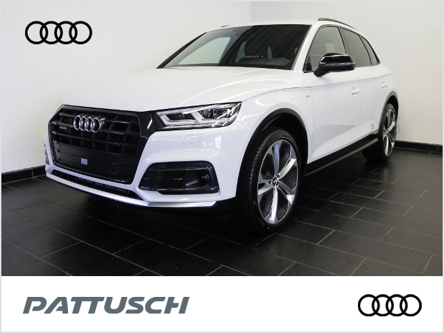 Audi Q5 S-Line 45TFSI quattro S-Line 45TFSI quattro V, Jahr 2020, Benzin
