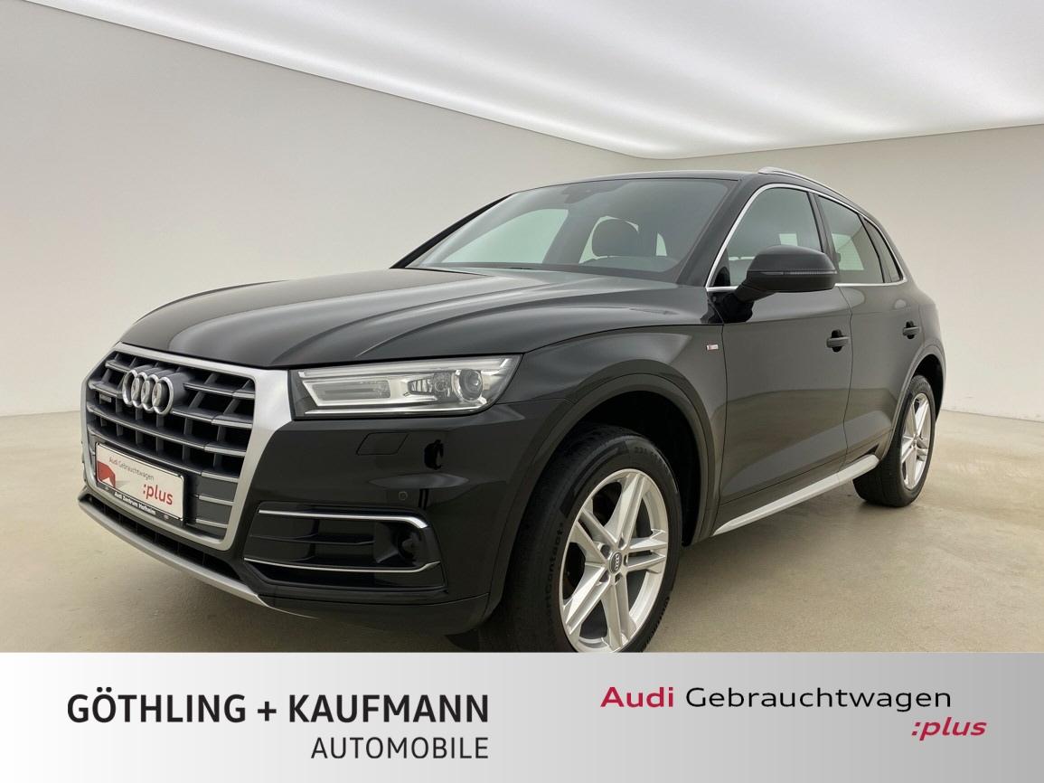 Audi Q5 2.0 TDI qu. S tro 140 kW*S line*ACC*Xenon*Nav, Jahr 2019, Diesel