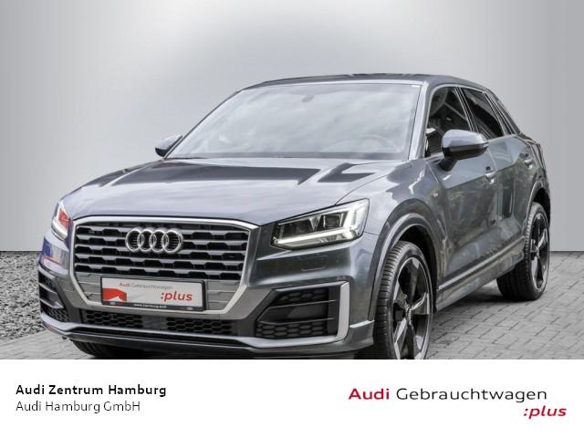 Audi Q2 1,4 TFSI COD sport S tronic S LINE NAVI LED, Jahr 2018, Benzin