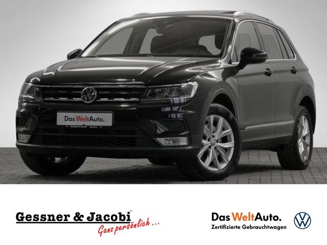 Volkswagen Tiguan 2.0 TDI BMT EU6 DSG 4Motion Comfortline, Jahr 2016, Diesel