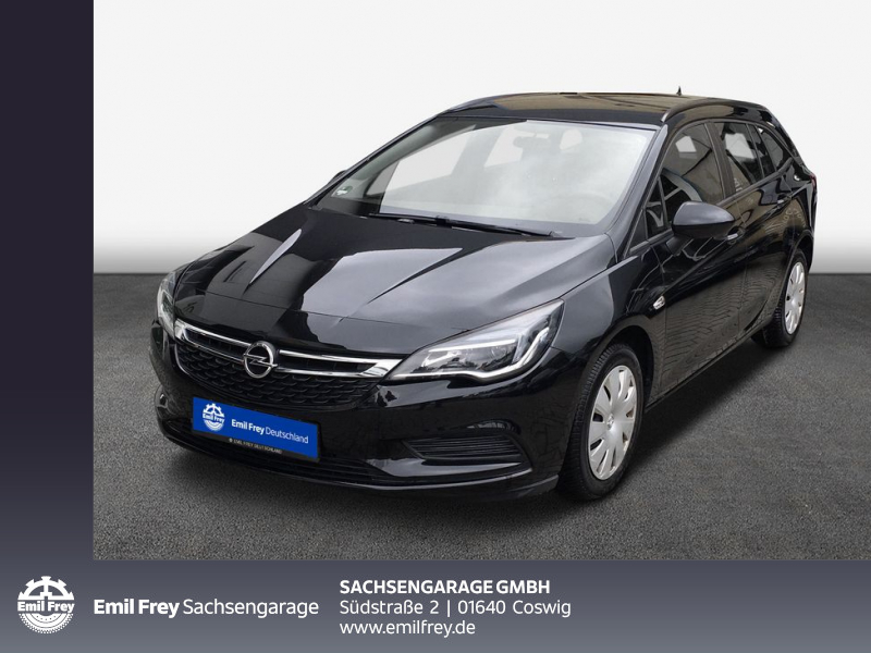 Opel Astra 1.6 D ST Business, NAVI, AGR, Jahr 2019, Diesel