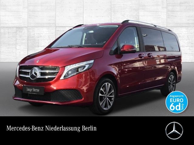 Mercedes-Benz V 220 d Edition Stdhzg Sportpak ILS LED Kamera PTS, Jahr 2019, Diesel