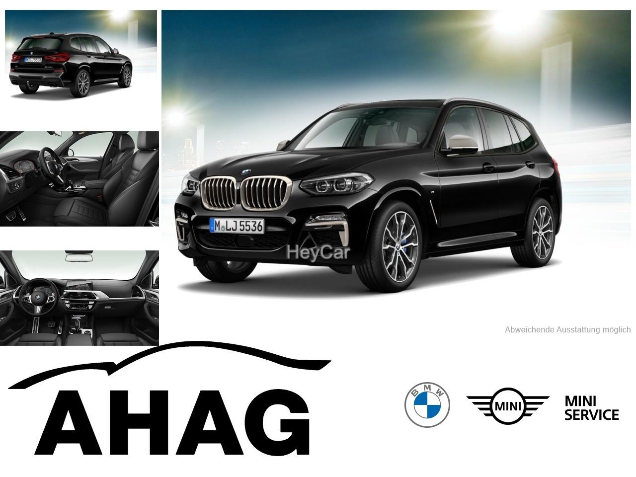 BMW X3 M40D A (HeadUp Kurvenlicht Bluetooth Navi Klima), Jahr 2020, Diesel