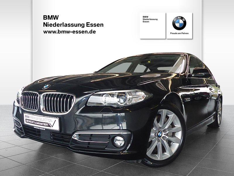 BMW 530d Limousine Luxury Line, Jahr 2016, Diesel