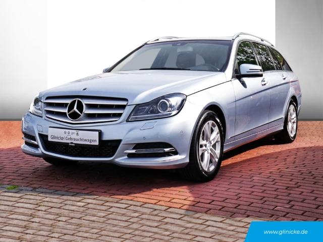 Mercedes-Benz C 220 T CDI BlueEfficiency Navi Dyn. Kurvenlicht e-Sitze Fernlichtass., Jahr 2014, Diesel