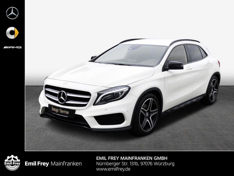 Mercedes-Benz GLA 220 d AMG Intell.Light+Night+Navi+Park-Pilot, Jahr 2016, Diesel