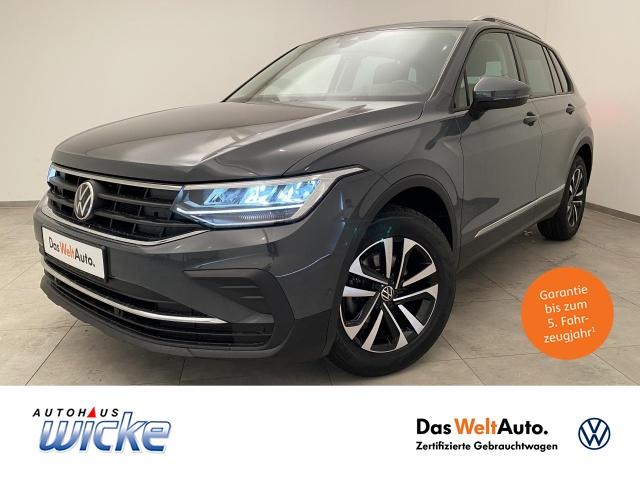 Volkswagen Tiguan 1.5 TSI United Klima Navi ParkPilot, Jahr 2020, Benzin