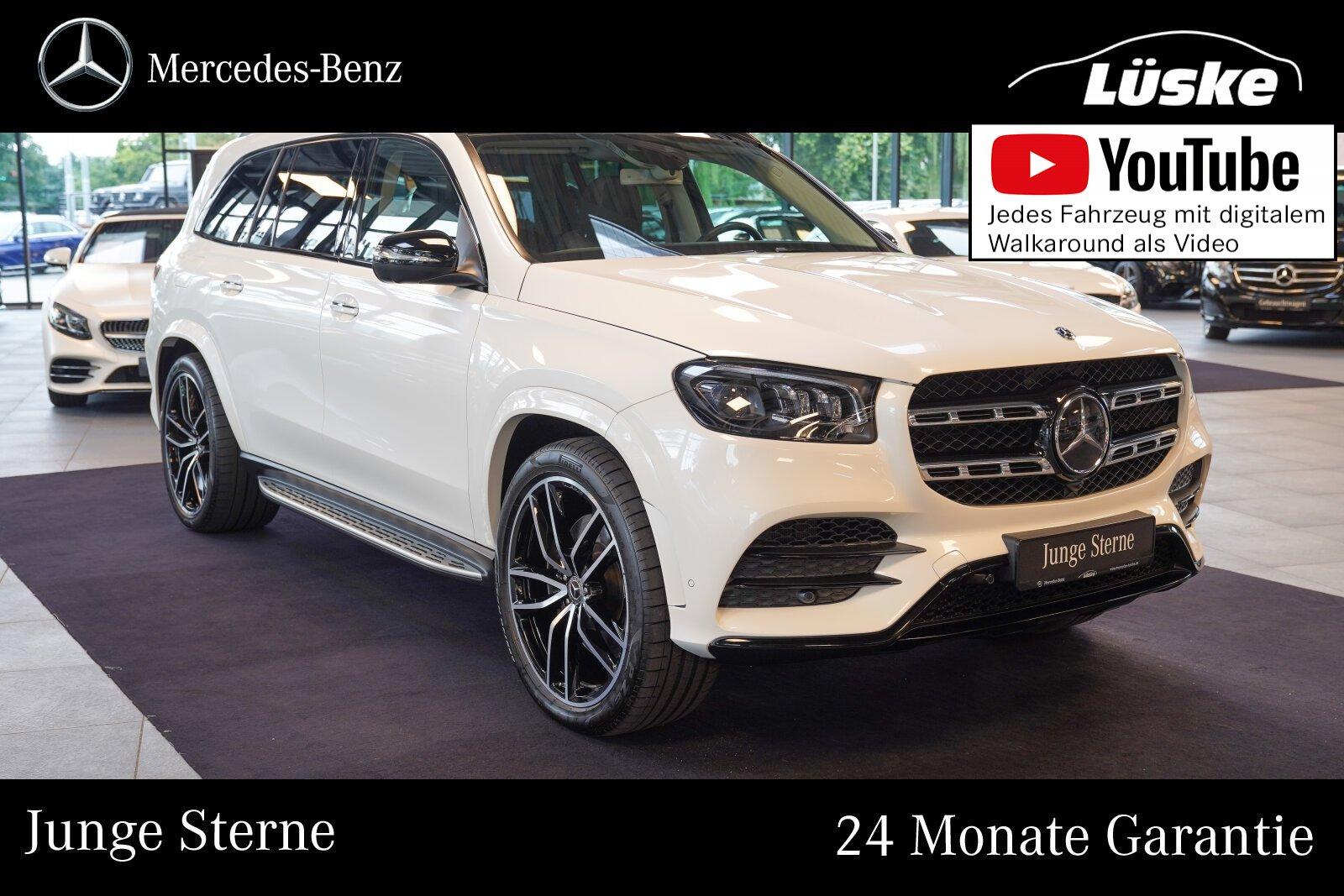 """Mercedes-Benz GLS 350 d 4M AMG Line Assistenz 23"""" Pano Massage, Jahr 2020, diesel"""
