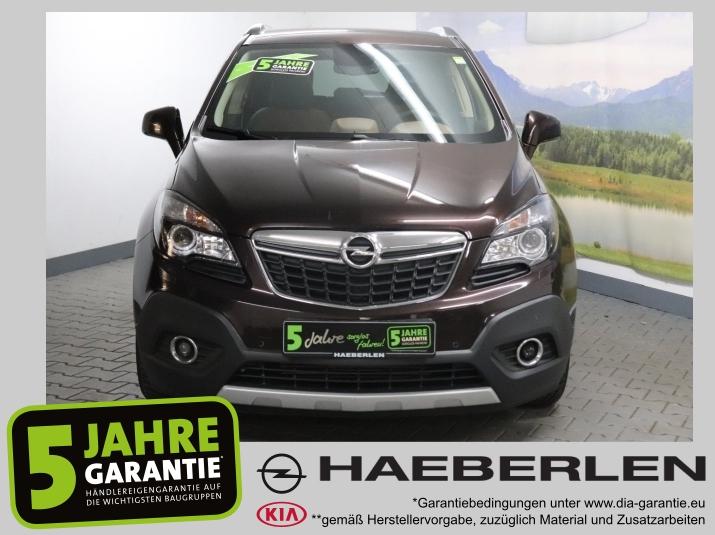 Opel Mokka 1.4 Turbo Inno. ecoFlex LED*Nav*KAM*SHZ, Jahr 2015, Benzin