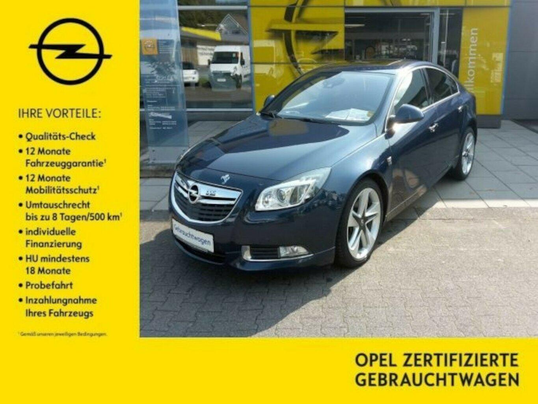 Opel Insignia 2.0 CDTI BiTurbo Innovation 4x4 ecoFlex, Jahr 2013, Diesel