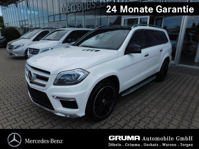Mercedes-Benz GL 350 BT 4M AMG AHZV+STANDHZG+PANOD+AIRM+7-SITZ, Jahr 2014, Diesel