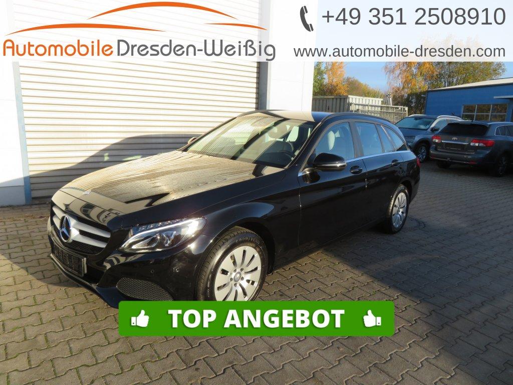 Mercedes-Benz C 220 d T BlueTEC*Navi*voll LED*Standheizung*, Jahr 2015, Diesel