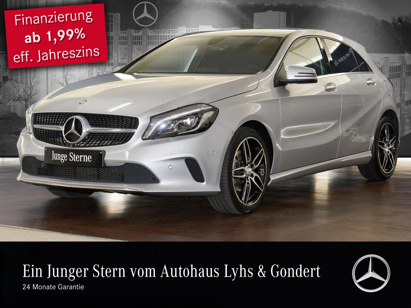 Mercedes-Benz A 220 d Urban LED AHK Kamera Navi PDC, Jahr 2015, Diesel