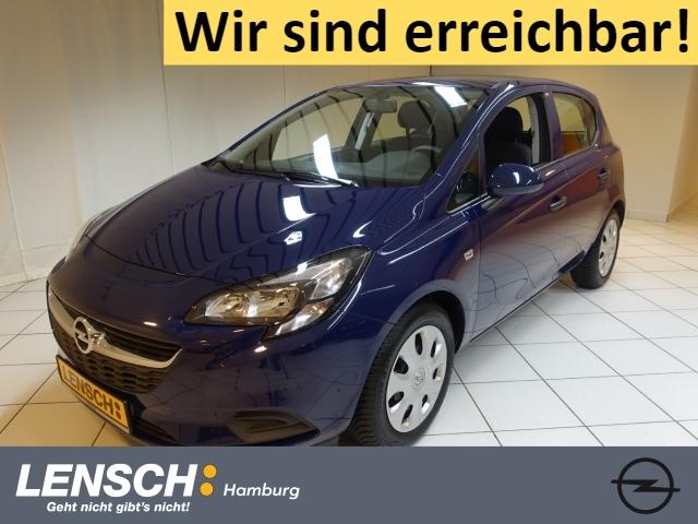 Opel Corsa E 1.4 5T Selection KLIMA+ALLWETTER+ISOFIX, Jahr 2017, Benzin
