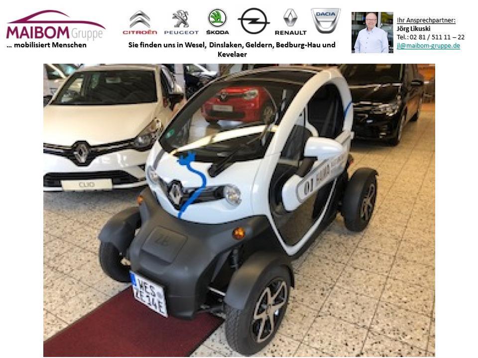 Renault Twizy (zzgl. Batteriemiete) Sport Edition White, Jahr 2019, Elektro