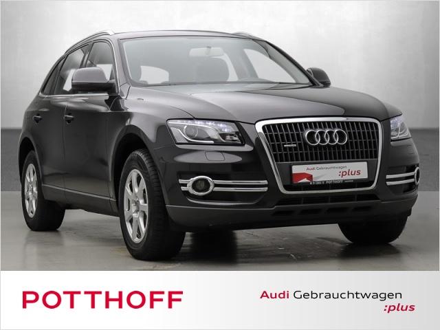 Audi Q5 2.0 TDi q. Xenon Sitzhzg AHK Klima Einparkhilfe, Jahr 2013, diesel