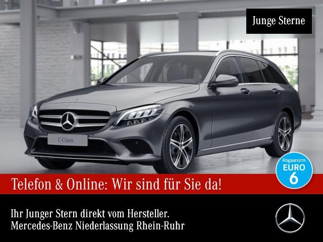Mercedes-Benz C 180 T Avantgarde LED Kamera PTS 9G Sitzh Temp, Jahr 2020, Benzin