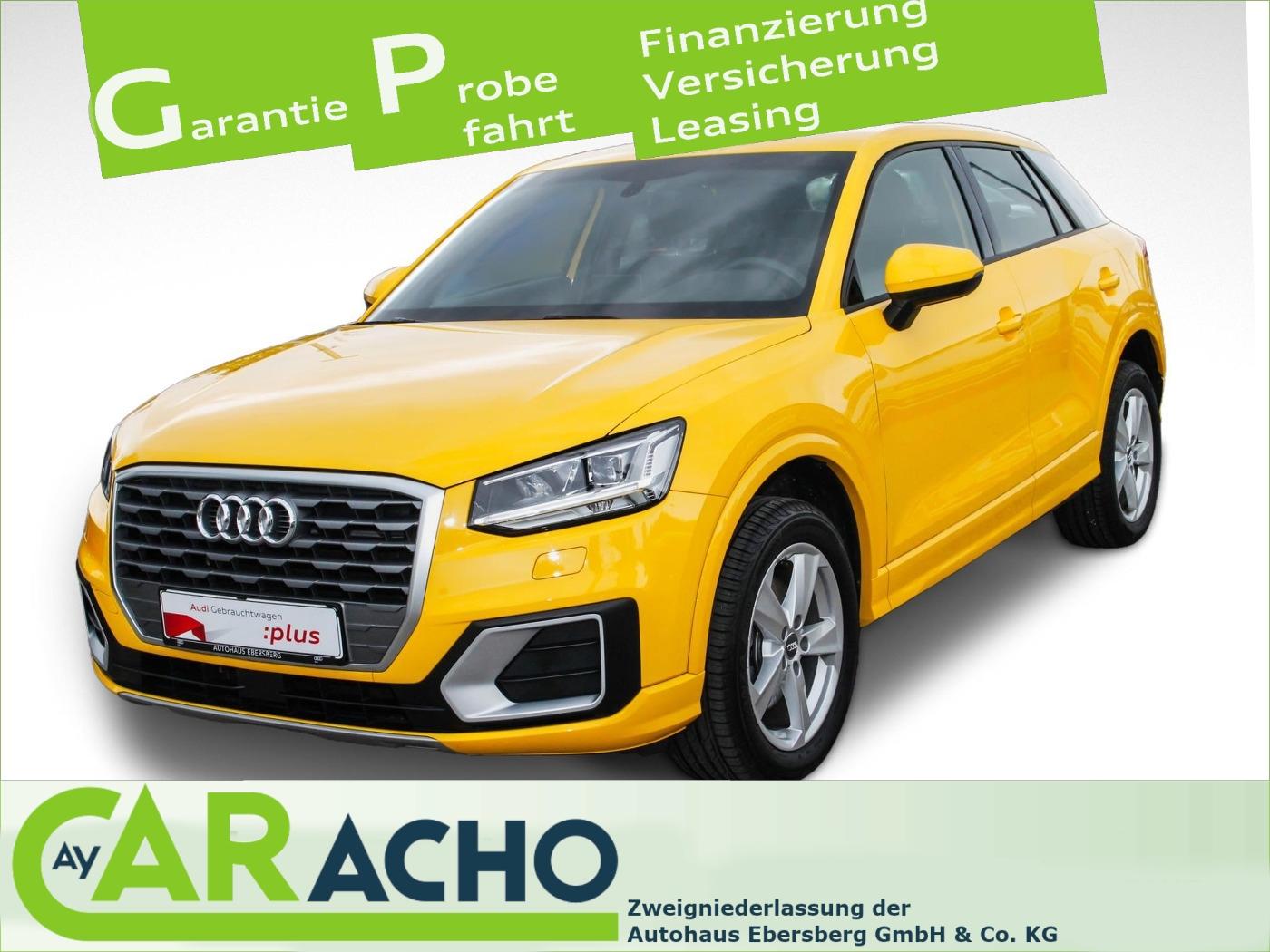 Audi Q2 Sport 1.4 TFSI cod 5JGar LED PDC sound+ BT, Jahr 2018, Benzin