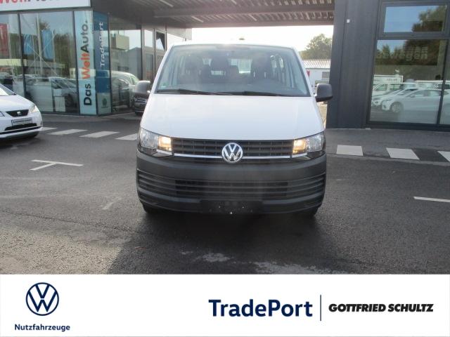 Volkswagen T6 Transporter Kombi 2.0 TDI KLIMA FSE 9-Sitzer, Jahr 2017, Diesel
