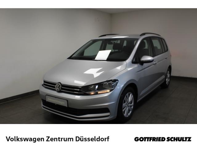 Volkswagen Touran Comfortline 1.5 TSI DSG 7Sitzer *Navi*AHK*ACC*Alu*FSE*, Jahr 2020, Benzin