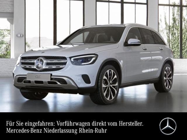 Mercedes-Benz GLC 300 4M 360+AHK+MultiBeam+Spur+Totw+Keyless+9G, Jahr 2020, Benzin