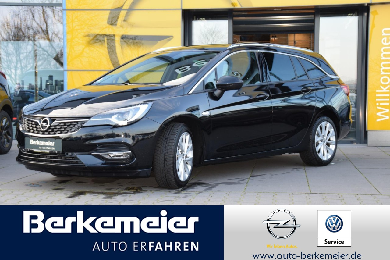 Opel Astra ST Elegance ** Automatik/Navi/Kamera **, Jahr 2020, Diesel