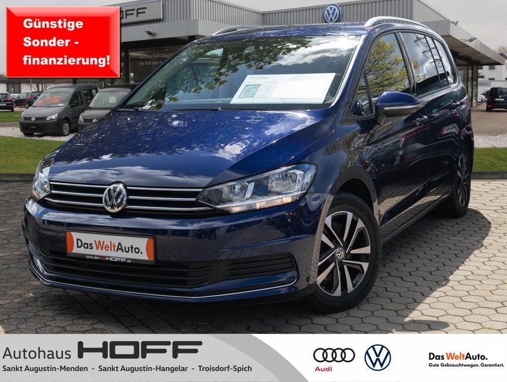 Volkswagen Touran 1.5 TSI United 0,99% Navi APP Bluetooth 7, Jahr 2020, Benzin