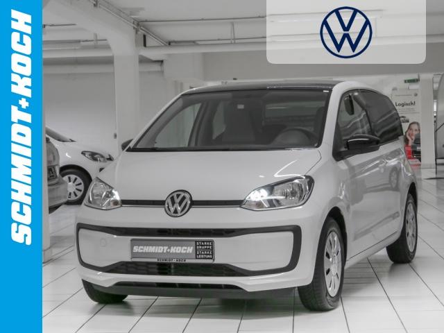 Volkswagen up! 1.0 BMT move up! Bluetooth, Klima Roof-Pack, Jahr 2019, Benzin