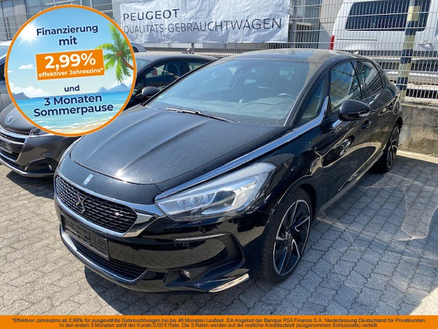 DS Automobiles DS5 BlueHDi 180 EAT6, Jahr 2017, Diesel
