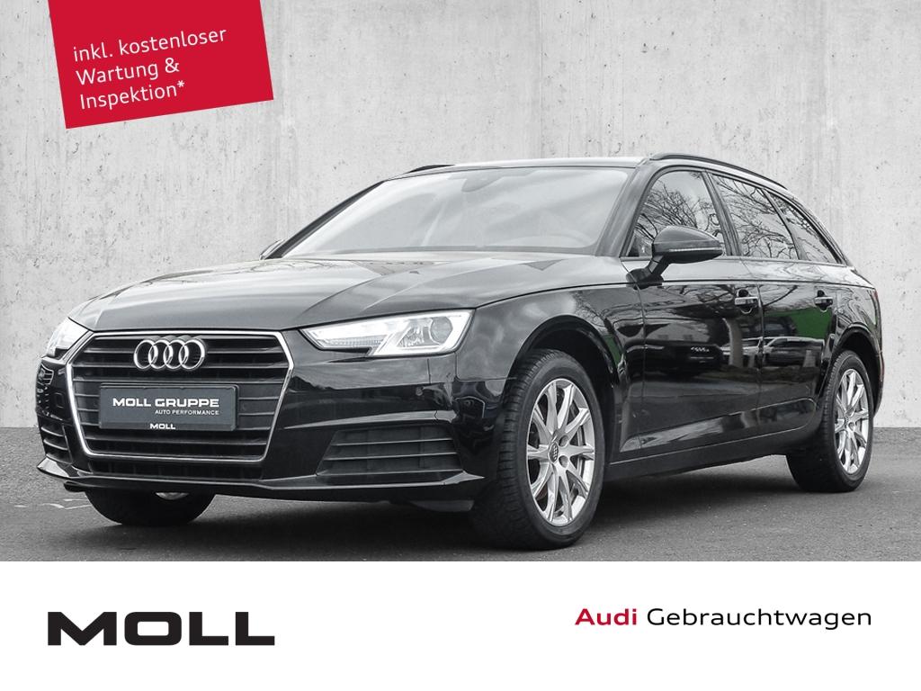 Audi A4 Avant 1.4 TFSI basis NAVIGATION ALUFELGEN, Jahr 2018, Benzin