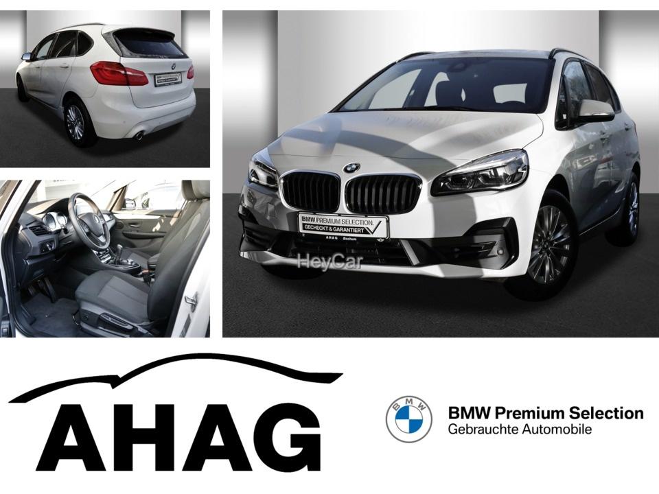 BMW 218 Active Tourer Advantage Klimaaut. AHK PDC, Jahr 2020, Benzin
