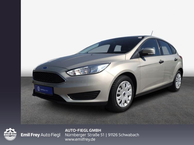 Ford Focus 1.6 Ti-VCT Ambiente, Jahr 2015, Benzin