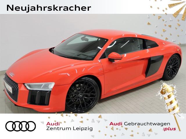 Audi R8 V10 52. FSI quattro *virtual cockpit*B&O*, Jahr 2016, petrol