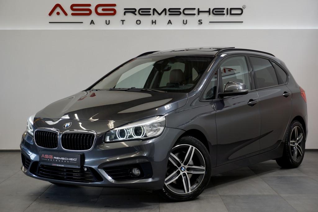 BMW 220 d xD Aut. *LED *Pano *Memory *H-UP *Leder *, Jahr 2015, Diesel