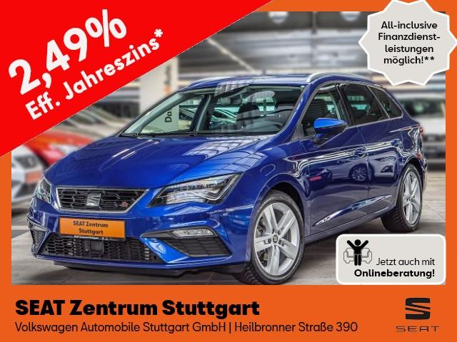 Seat Leon ST FR 2.0 TDI DSG *LED* *Spurhalteassistent*, Jahr 2019, Diesel